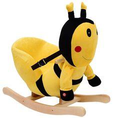 Bee Rocking Horse