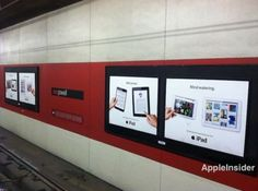 iPad ads / new videos