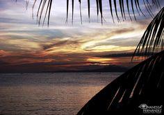 Playa La galera. Isla de Margarita. Venezuela