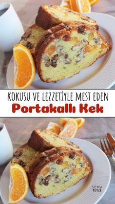 Pasta Cake, Turkish Kitchen, Good Food, Yummy Food, Pudding Cake, Turkish Recipes, Dessert Recipes, Desserts, Food And Drink
