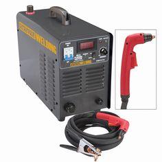 240 Volt Inverter Plasma Cutter with Digital Display
