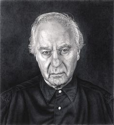 James Valerio, Self-Portrait, charcoal on paper, 22 x 24 inches (image), 27 x 29 inches (paper) Charcoal Portraits, Figurative Art, Oil On Canvas, Sketches, Gallery, Illustration, Artist, Caricatures, Pencil Drawings