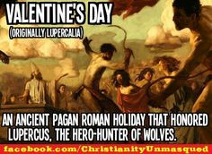 The surprising history and real truth about Valentine's Day!