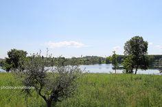 Il lago del Frassino