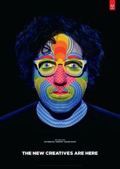 Adobe - The new creatives are here: Jeff Benajmin