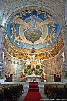 All sizes | Basílica de Santa Luzia - Viana do Castelo - Portugal | Flickr - Photo Sharing!