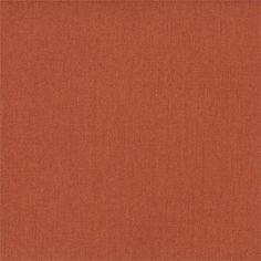 Sunbrella Fabric In Orange Rust Color Drapery Curtain Panels 84 96