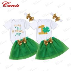 207430bb2b7 Newborn Baby Girls Romper Tops Jumpsuit Tutu Skirts Headband Outfits  Clothes Set  fashion  clothing