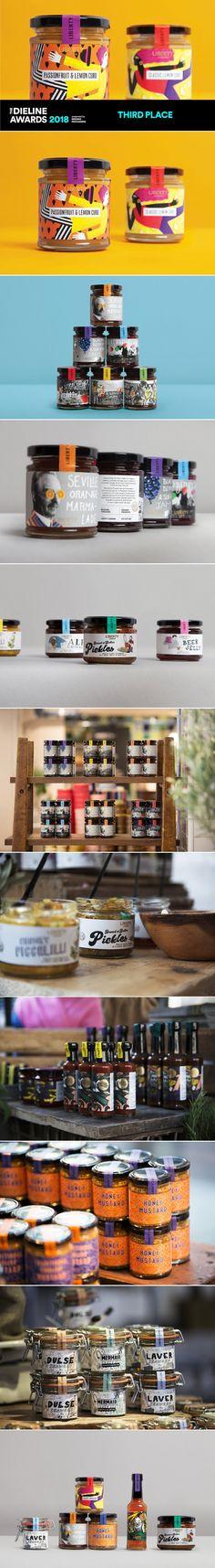 The Dieline Awards 2018: Liberty London — The Dieline | Packaging & Branding Design & Innovation News