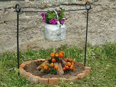 these are the BEST DIY Garden & Yard ideas!these are the BEST DIY Garden & Yard ideas! Garden Yard Ideas, Garden Crafts, Garden Junk, Cool Garden Ideas, Yard Art Crafts, Garden Sheds, Patio Ideas, Backyard Ideas, Flower Planters