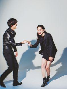 Suda Masaki x Nana Komatsu Japanese Couple, Japanese Girl, Japanese Beauty, Nana Komatsu Fashion, Komatsu Nana, Aesthetic People, Best Portraits, Japanese Models, Japanese Artists
