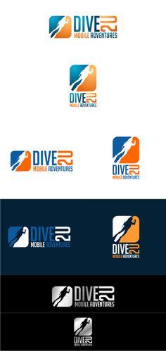 Adventure scuba diving logo need for mobile scuba business! by K.G Design s  Diving Logo bd653bfcfa8d5