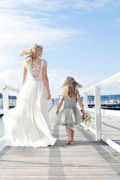 Bridal Fashion: Pretty in White