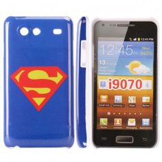 Mobilskalet iConic (Superman) Samsung Galaxy S Advance-Skal