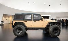Jeep and Mopar Reveal Six New Concepts for This Year's Moab Easter Jeep Safari - Photo Gallery of Car News from Car and Driver - Car Images