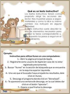 Teaching Resources, Ideas Para, Language, Teddy Bear, Author, School, Costa Rica, Texts, Learn Spanish