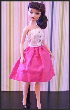 Barbie clone - Miss Suzette by Uneeda