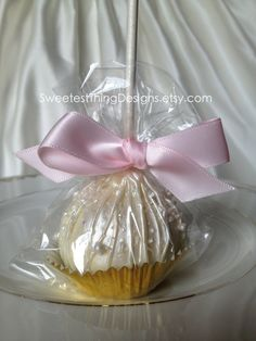 Elegant Oreo Pops large / Baptism Favor/ by SweetestThingDesigns, $24.00