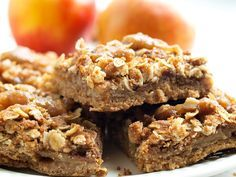 You are going to want to stop what you are doing and make these bars immediately. Seriously. These Vegan Salted Caramel Apple Pie Bars just shot up onto my favorite desserts list. They taste incredible. As in you will eat one and have to leave the house so you don't eat the whole pan. Tim …