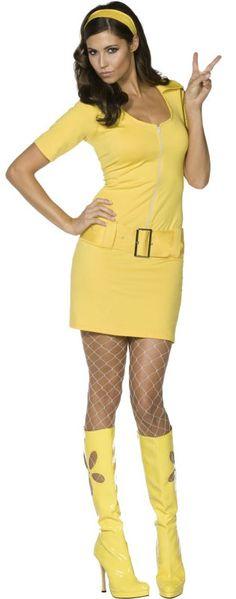 Mod Fancy Dress Outfit
