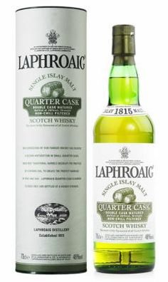 Laphroaig Quarter Cask whisky   Whisky.nl