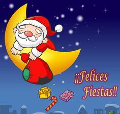 tarjeta de navidad para niños