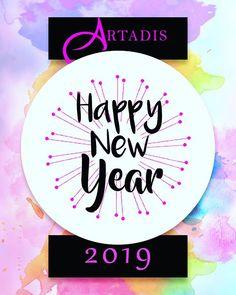 #happynewyear #2018 #2019 #newyearseve #new #year #artadis #onlinestore #womanfashion #handpaintedclothing #tshirt #painting #clothing #design #happy #art Painted Clothes, Happy Art, Happy New Year, Hand Painted, Womens Fashion, Clothing, Painting, Instagram, Color