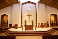 Catholic Church Altar Design
