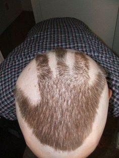 Face Palm - Bad Hair Photo