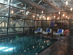 Need an overall body workout? Visit us at #Vitality Wellbeing & Fitness Centre and enjoy our pool!