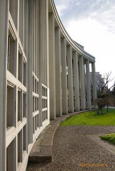 Pilares Arco, Universidad de Concepción, Concepción, Región del Biobío, Chile