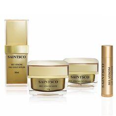 Saintsco Deluxe Royal Pack (Natural Alternative to Botox) - http://www.saintsco.com/promotions/40-saintsco-deluxe-royal-pack.html