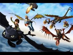 Assistir filme completo e dublado: Como treinar seu dragão 2 - Filmes de animação 2016 .