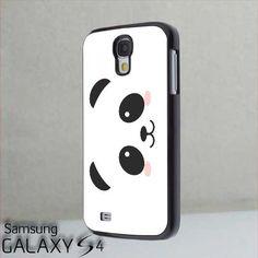 panda cute - Samsung Galaxy S4 Case