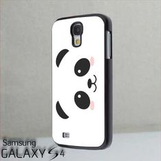 panda cute - Samsung Galaxy S4 Case