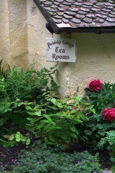 Periwinkle Cottage Tea Room in Selworthy, UK