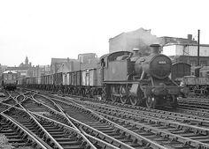 5101 class no.4155. Birmingham (Snow Hill) 17 April 1964 | Flickr