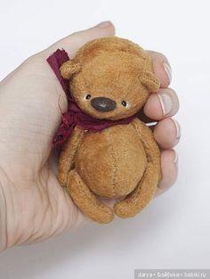 Мишки тедди и не только Натальи Колесниковой / Игрушки / Бэйбики. Куклы фото. Одежда для кукол