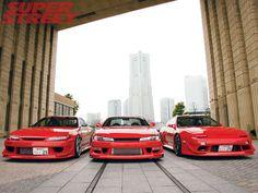 Nissan Silvia 180 SX