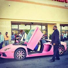 Nice Cars girly 2017: Nicki Minaj Pink Lamborghini Aventador | LamBarbie Car |  MOTORIZED VEHICLES - Cars, Trucks, Bikes and more Check more at http://autoboard.pro/2017/2017/06/22/cars-girly-2017-nicki-minaj-pink-lamborghini-aventador-lambarbie-car-motorized-vehicles-cars-trucks-bikes-and-more/