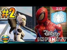 Disney Infinity PC 2.0 Spider Man PT BR Gameplay Playset #2