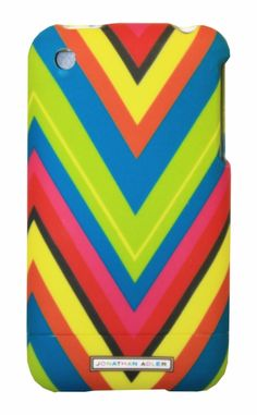 Chevron phone cover by Jonathan Adler