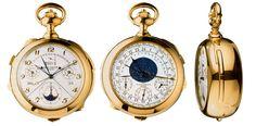 reloj mas caro del mundo