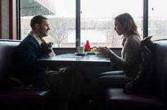 Tom Hardy and Noomi Rapace #The Drop