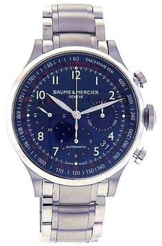 8d213989159 Baume   Mercier Capeland M0A10066 Stainless Steel Watch Baume Mercier