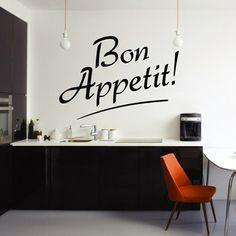 Bon Appetit Wall Art from Next Wall Stickers