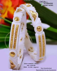 Gold Bangles Design, Gold Earrings Designs, Jewelry Design, India Jewelry, Gold Jewellery, Maa Image, Gold Work, Gold Accessories, Chain Jewelry