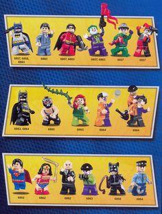 Or my wish list. Big Lego, Lego Dc, Lego Batman, Lego Minifigs, Dc Comics Superheroes, Batman Birthday, Lego Worlds, Lego Projects, Lego Super Heroes