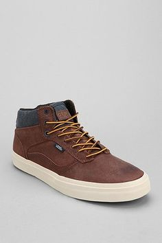 OTW By Vans Bedford Mid-Top Leather Men's Sneaker