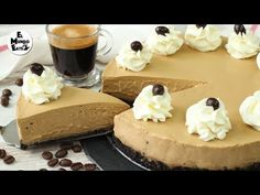 Caramel Coffee Cheesecake Recipe - All Recipes Australia NZ. Caramel Coffee Cheesecake Recipe - All Recipes Australia NZ. Caramel Coffee Cheesecake Recipe - All Recipes Australia NZ. Coffee Cheesecake, Cheesecake Desserts, Coffee Dessert, Coffee Cake, Drink Coffee, Oreo Biscuits, How To Make Cheesecake, Bbc Good Food Recipes, Yummy Snacks